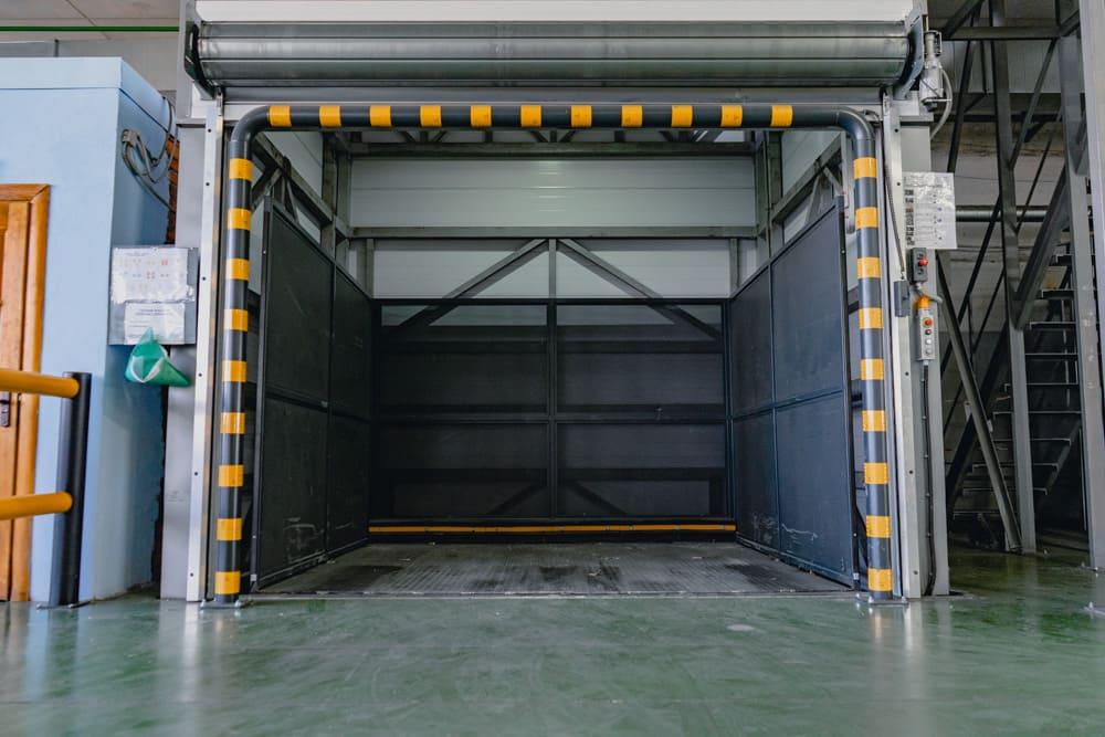Гидравлический грузовой подъемник APOLLON