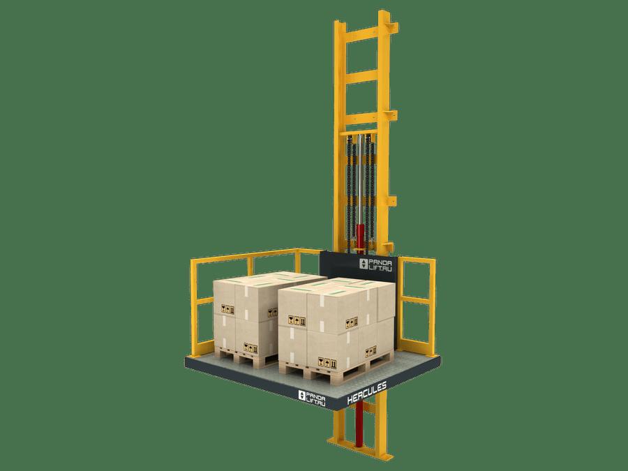 Что такое механические строительные подъемники?